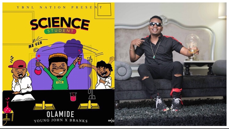 science student olamide